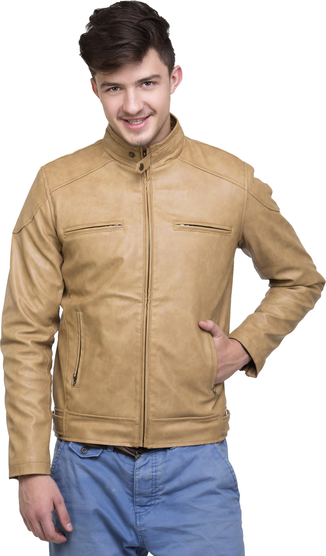 FashionsTree Full Sleeve Solid Mens Jacket