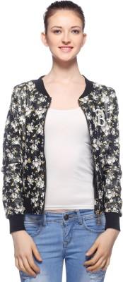 Fasnoya Full Sleeve Printed Women's Jacket