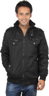 Aani Full Sleeve Solid Men's Jacket