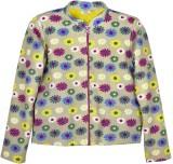 Caca Cina Full Sleeve Printed Girls Jack...