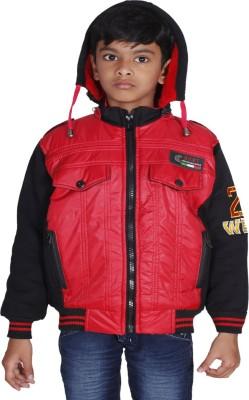 Winter Fuel Full Sleeve Solid Boys Jacket