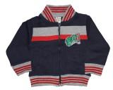 Cotlor Full Sleeve Striped Boys Jacket