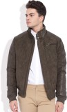 Harvard Full Sleeve Solid Men's Jacket