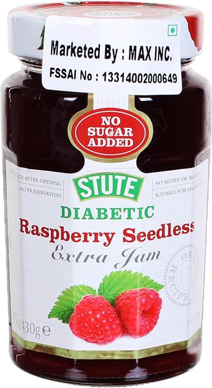 Stute Raspberry Seedless 430 g Spread