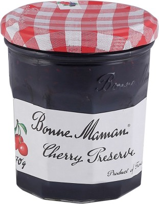 Bonne Maman Cherry Preserve 370 g Jam(Pack of 1)