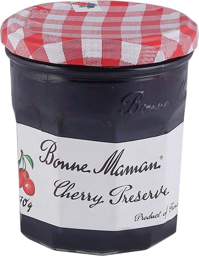 Bonne Maman Cherry Preserve 370 g Jam
