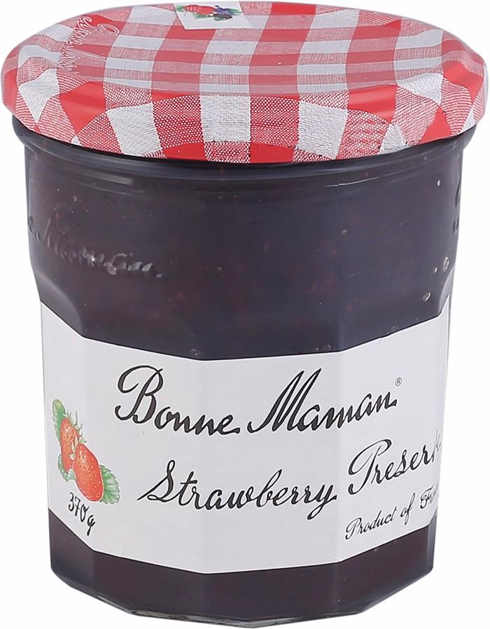 Bonne Maman Strawberry Preserve 370 g Jam