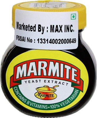 Marmite Yeast Extract 125 g Spread(Pack of 1)