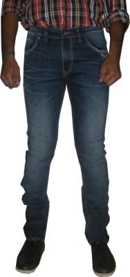Verve Slim Fit Men,s Blue Jeans