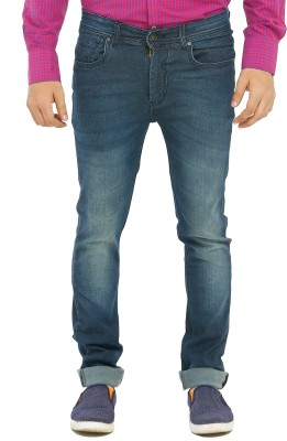 Richlook Slim Fit Men,s Blue Jeans