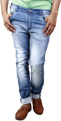 BlueTeazzers Regular Fit Men's Light Blue Jeans