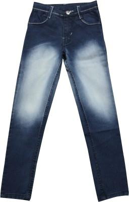 Mankoose Slim Fit Boy's Blue Jeans