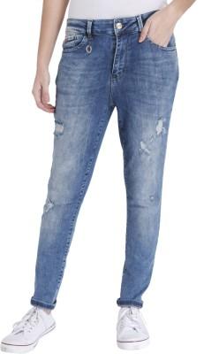 Only Slim Women's Blue Jeans at flipkart