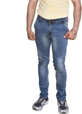 MJD JEANS slim Fit Men's Grey, Dark Blue Jeans