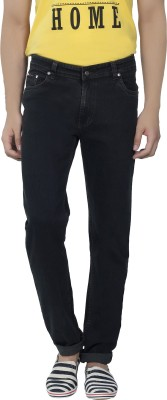 Excess Comfort Fit Men's Brown Jeans