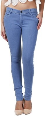 Jack Royal Slim Fit Women's Light Blue Jeans