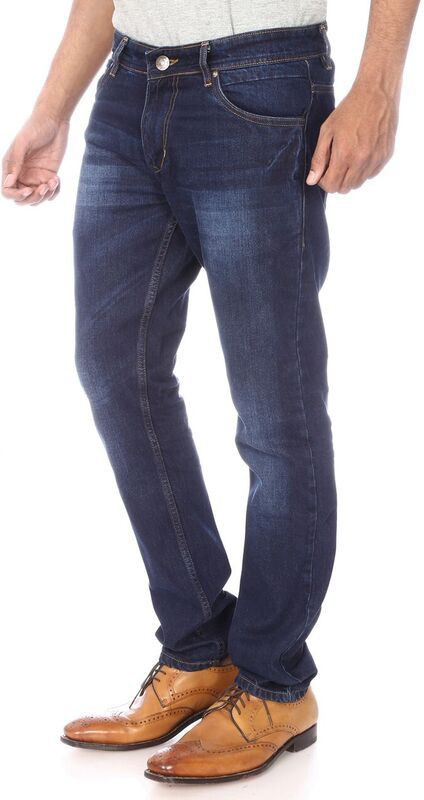 Official League Slim Men's Dark Blue Jeans