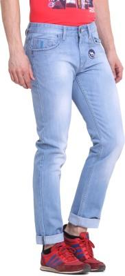 Virtue Slim Fit Men's Blue Jeans