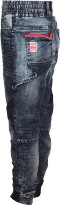 VITAMINS SLIM Fit Boy's Black Jeans