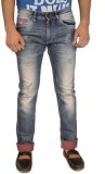 Evanzo Skinny Men's Light Blue Jeans