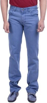 Hoffmen Regular Fit Men,s Blue Jeans