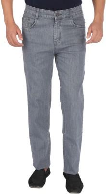 DENIM-O COMFORT Fit Men's Grey Jeans