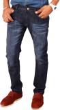 Flutter Slim Men's Blue Jeans