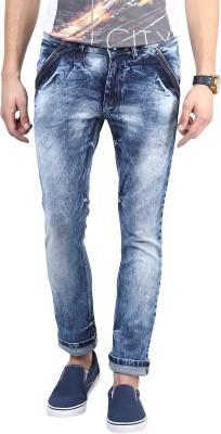 3 Concept Skinny Fit Men's Blue Jeans