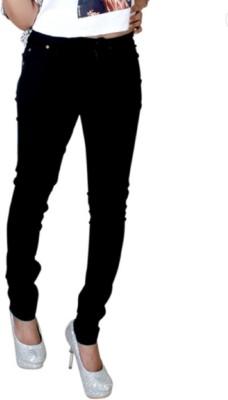 GEN-X Skinny Fit Women's Black Jeans