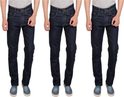 BT Slim Fit Men's Black Jeans