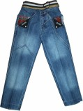Mankoose Regular Boys Blue Jeans