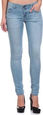 Claude 9 slim Fit Women,s Light Blue Jeans