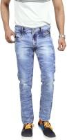 Uber Urban Men's Wear - Uber Urban Slim Men's Blue Jeans