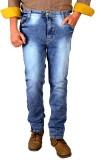 Allen Martin Slim Men's Blue Jeans