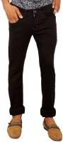 Hasasi Denim Jeans (Men's) - Hasasi Denim Slim Men's Black Jeans