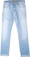 Erdferkel And Wobbegong Jeans (Men's) - Erdferkel and Wobbegong Regular Men's Blue Jeans