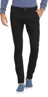 Slub Jeans (Men's) - Slub by Inmark Skinny Men's Black Jeans