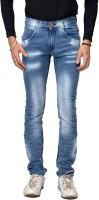 Hunter Jeans (Men's) - Crux & Hunter Slim Men's Light Blue Jeans