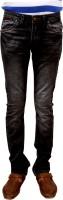 Flivez Jeans (Men's) - Flivez Slim Men's Black Jeans