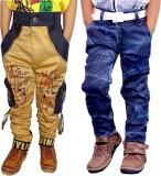 AD & AV Regular Boys Multicolor Jeans (P...