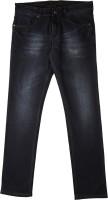 Erdferkel And Wobbegong Jeans (Men's) - Erdferkel and Wobbegong Regular Men's Black Jeans