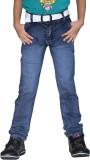 Tara Lifestyle Slim Boys Black Jeans
