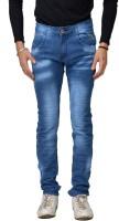 Hunter Jeans (Men's) - Crux & Hunter Slim Men's Blue Jeans