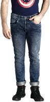 Kook N Keech Jeans (Men's) - Kook N Keech Regular Men's Blue Jeans