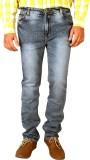 Allen Martin Slim Men's Black Jeans