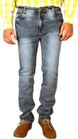 Allen Martin Jeans (Men's) - Allen Martin Slim Men's Black Jeans