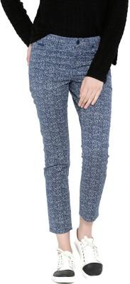 HRX by Hrithik Roshan Slim Women's Blue Jeans at flipkart