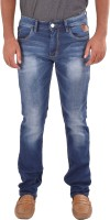 The Indian Polo  Inc Jeans (Men's) - The indian polo inc Slim Men's Multicolor Jeans