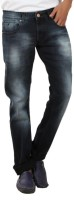 Spike Denim Co Jeans (Men's) - Spike Denim Co Slim Men's Black Jeans