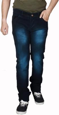 SR BLUE Slim Fit Men's Blue Jeans